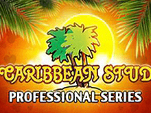 Caribbean Stud Professional Series в онлайн казино Вулкан
