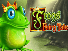 Frogs Fairy Tale
