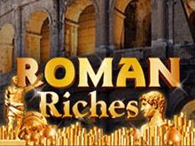 Играйте на деньги в автомат Сокровища Рима