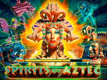 Spirits Of Aztec – автомат с изменяемой ставкой на линию от Novomatic