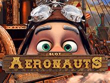На игровом портале Вулкан Делюкс слот Воздухоплаватели